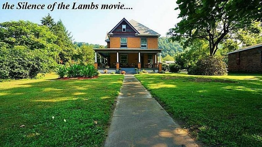 'Silence of the Lambs' house