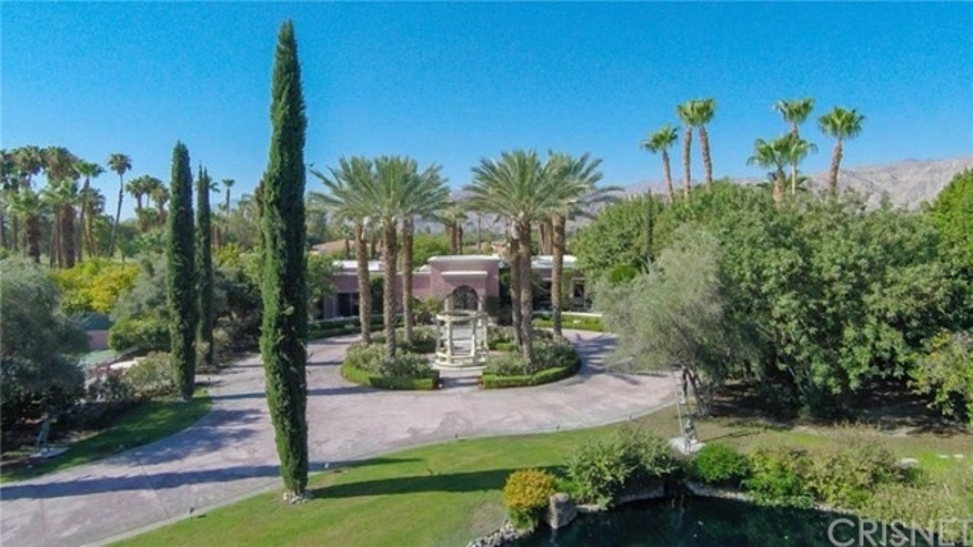 Marion Davies' estate in Rancho Mirage, CA