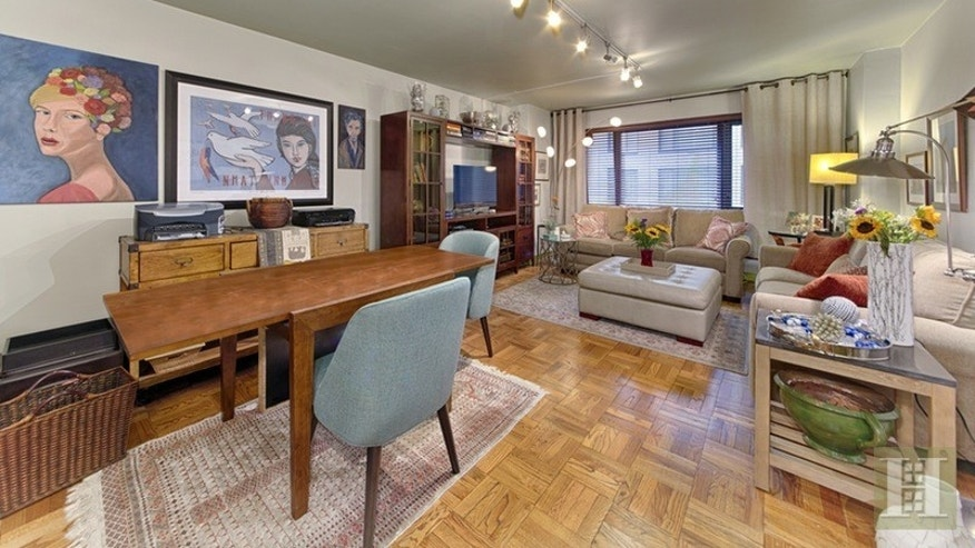 Linda Lavin's Central Park South Co-op