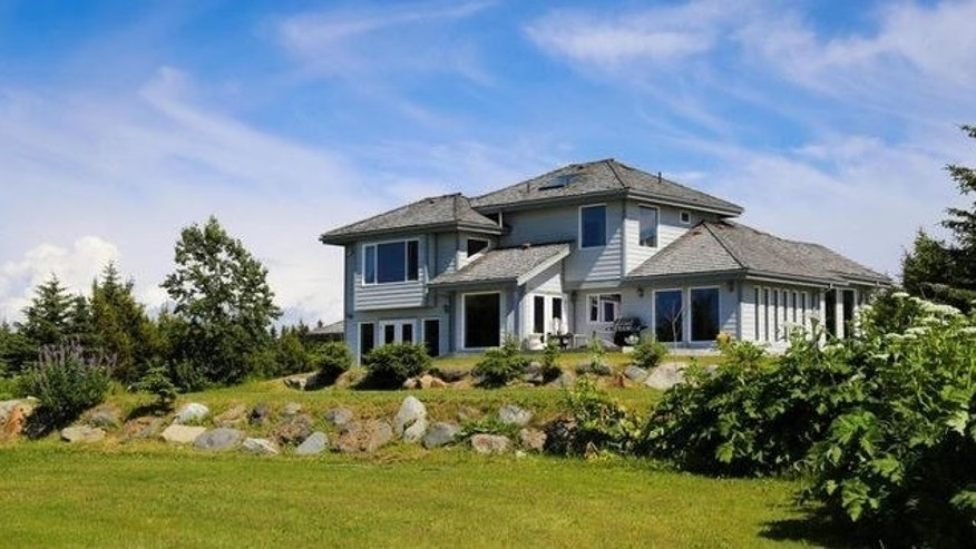 Alaska's most expensive home -- exterior 2