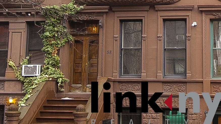 Brownstone exterior
