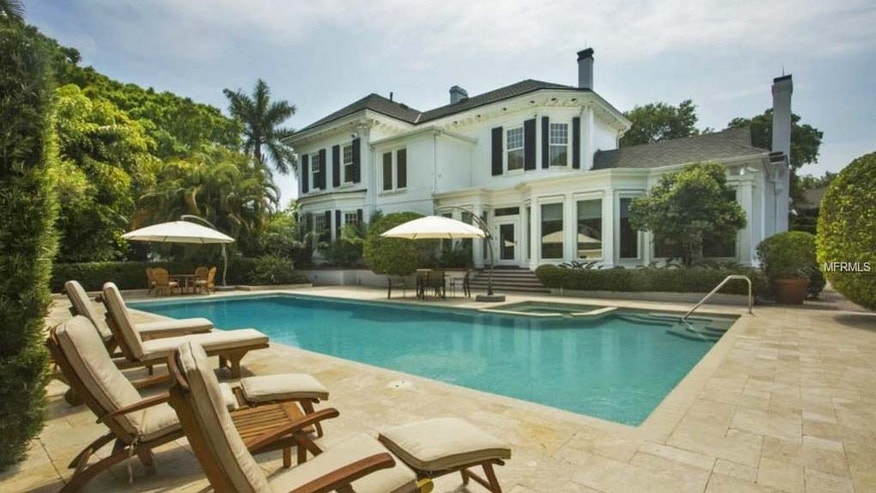 Tampa Florida most expensive home