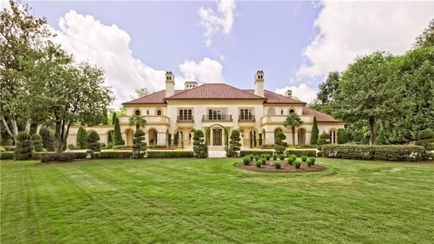 Atlanta's most expensive home