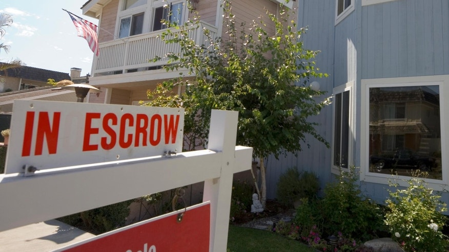 In Escrow sign. What is escrow?