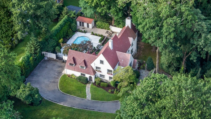 Sinclair Lewis' Bronxville estate is on the market for $3.365 million.