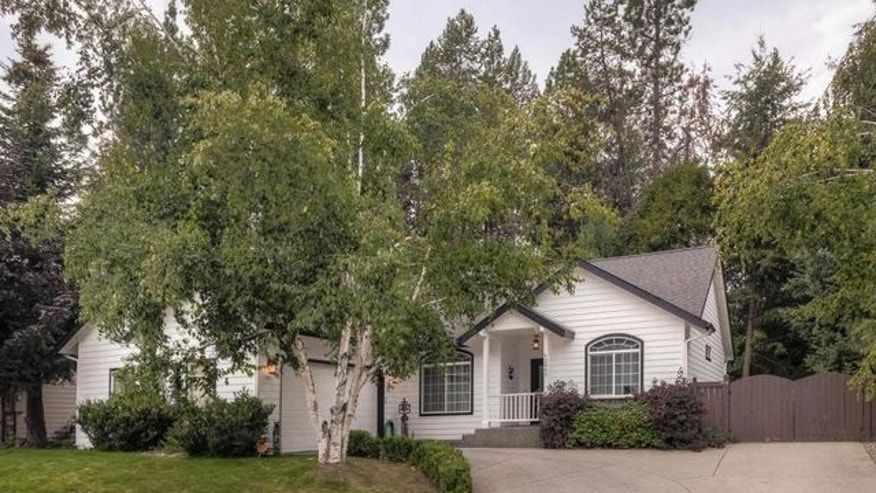 The husband of actor Patty Duke, who died in March, has put their Idaho home on the market.