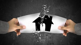 Getting a divorce? will you get the house?