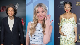 Richard Cabral, Kaitlin Doubleday, Michelle Ang