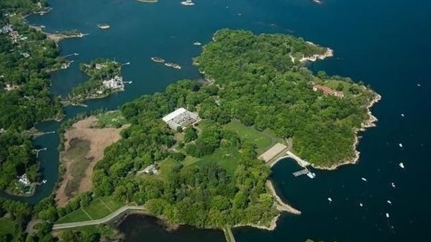 Great Island, up for grabs at only $175 million