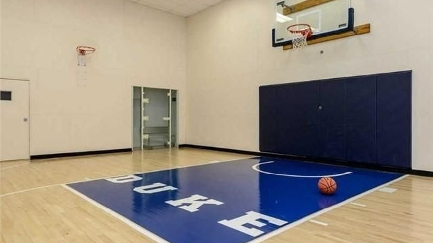 Indoor Basketball Court 1