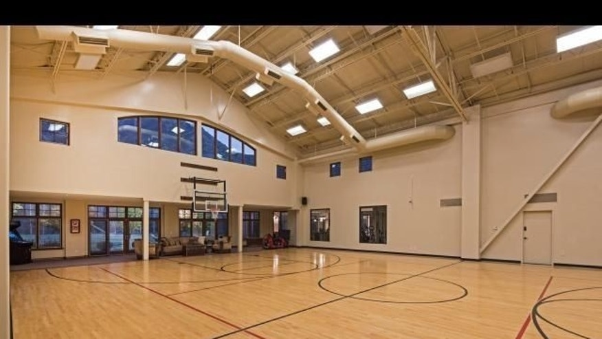 Live Like A Baller In These 7 Homes With Indoor Basketball