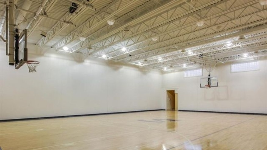 Indoor Basketball Court 3