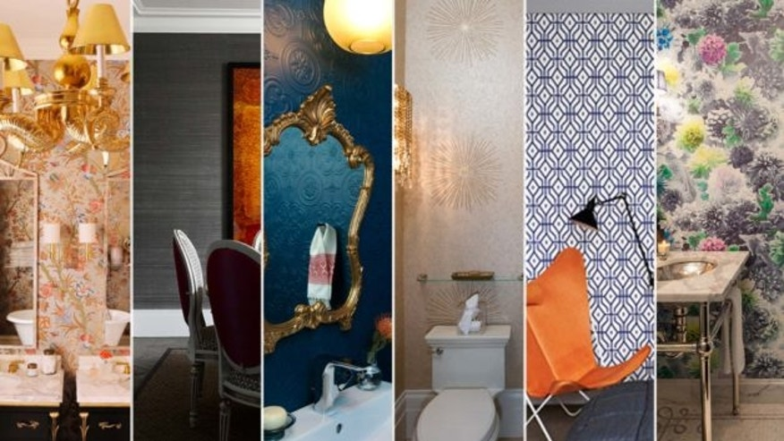 Stuck On You 6 New Wallpaper Trends That Will Make You