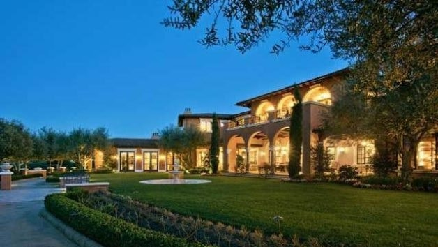 Priciest new listing is a jaw dropping 55m orange county for Most expensive homes in orange county