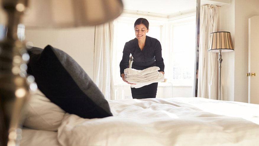 Resort Cleaning Services : Cleaning help and hacks from hotel housekeepers fox news
