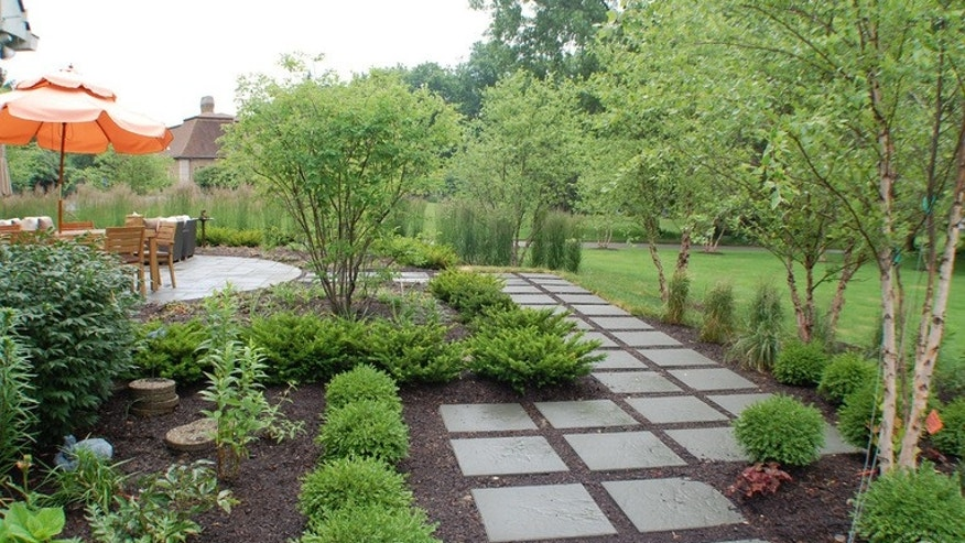 Find out which type of mulch is right for your garden Types of pathways in landscaping