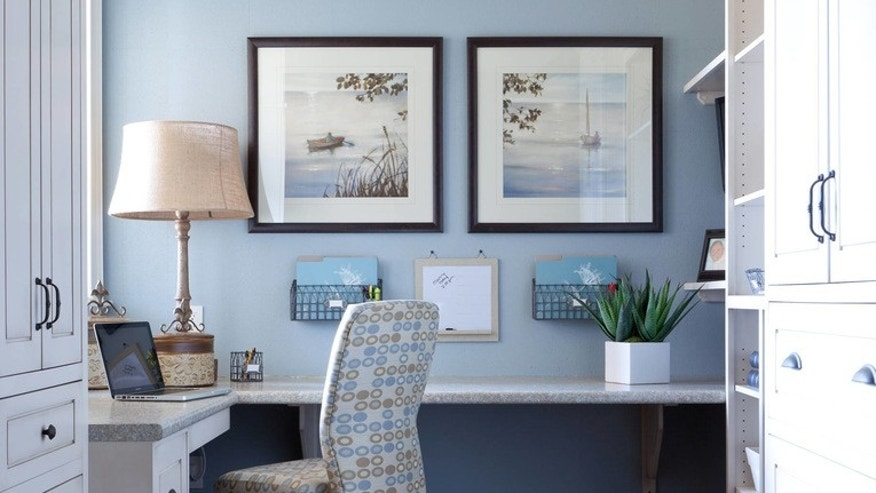 How to design a home office that works for you fox news for Office design works