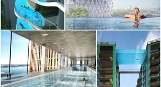 The hottest new amenity offers a rejuvenating swim, if you dare