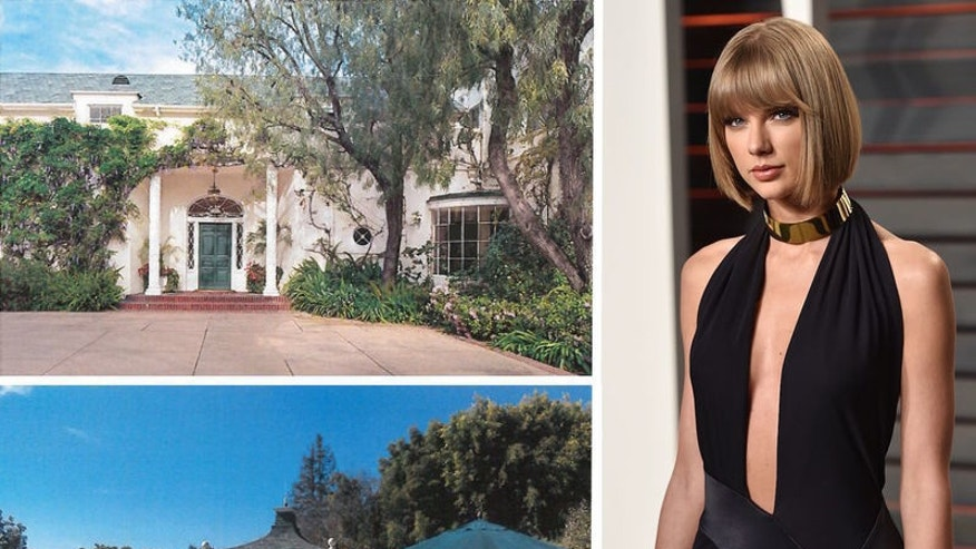 Taylor Swift wants her Beverly Hills pad to achieve historic designation.