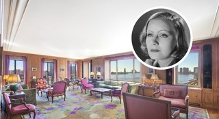 Greta Garbo's luxurious Manhattan apartment hits market for $5.95 million
