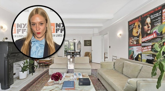 Chloë Sevigny sells fancy Brooklyn apartment for $2.7 million