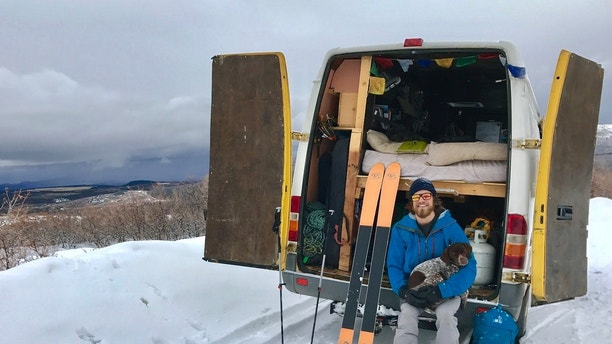 vanlife tiny home