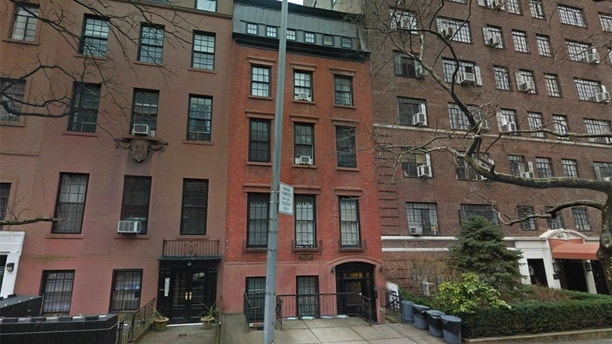 kushner townhouse streetview