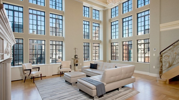 Godfather Penthouse Living Room
