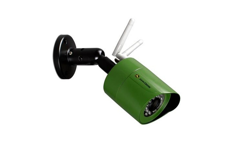 John Deere Camera : John deere s now makes a wi fi enabled camera for the home