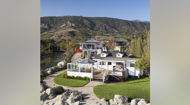 Ashton Kutcher and Mila Kunis buy $10 million beach house in Santa Barbara
