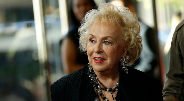 doris roberts reuters