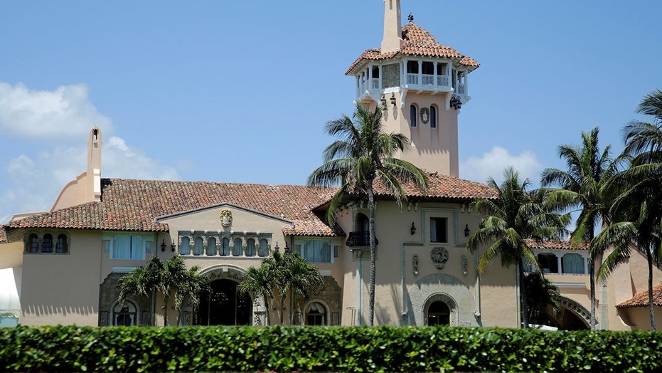 Palm Beach, the home of Trump's Mar-a-Lago resort, is seeing a surge in real-estate prices.
