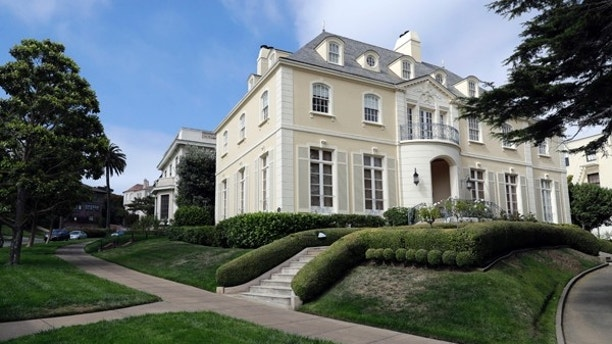 Image result for Neighbors in uproar after San Francisco street sells for $90G