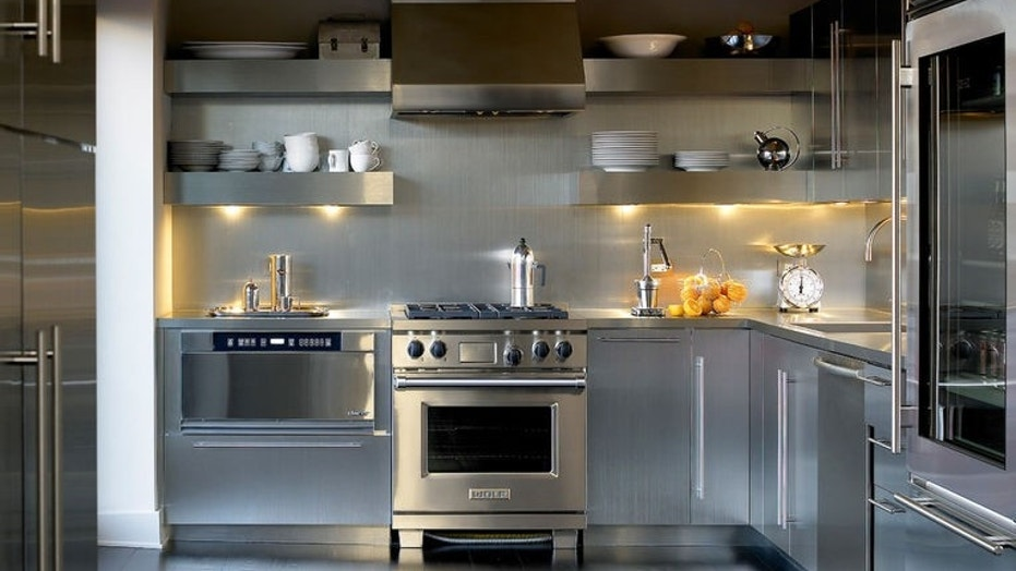 6 tips for cleaning your kitchen's stainless steel appliances and ...