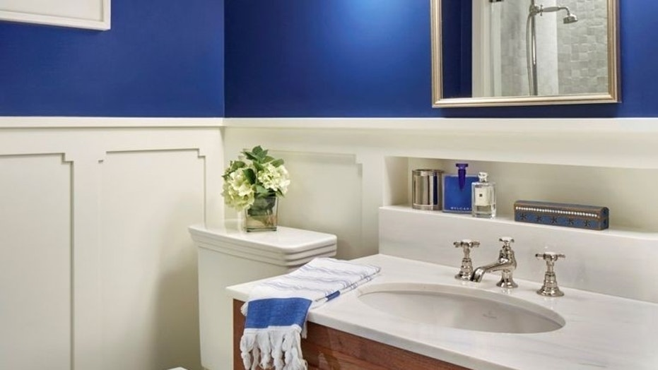 Transform a whole house by painting these 8 small spaces | Fox News