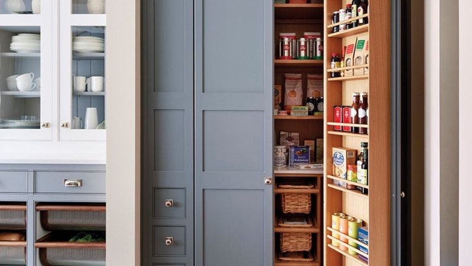28 Small Kitchen Design Ideas: 13 Clever Places To Find More Pantry Storage