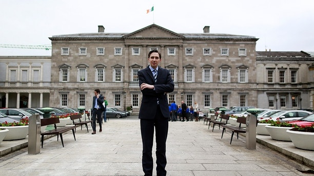 Leinster House reuters