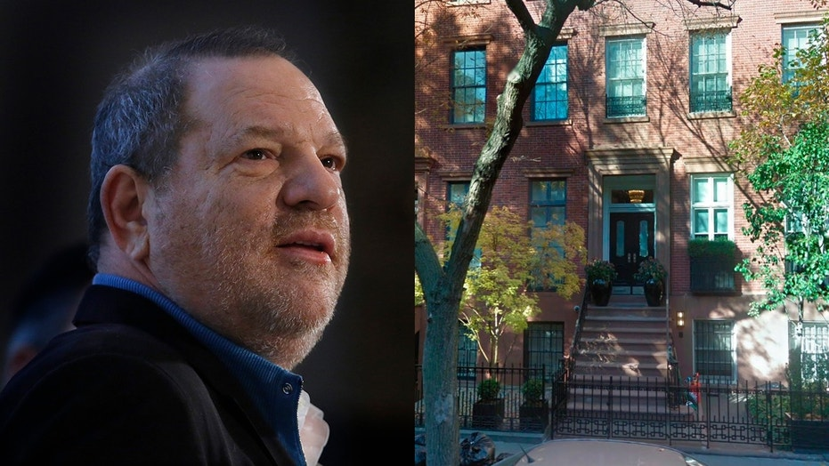 Disgraced movie mogul Harvey Weinstein sold the four-story, 5,000-square-foot building to an unknown buyer.