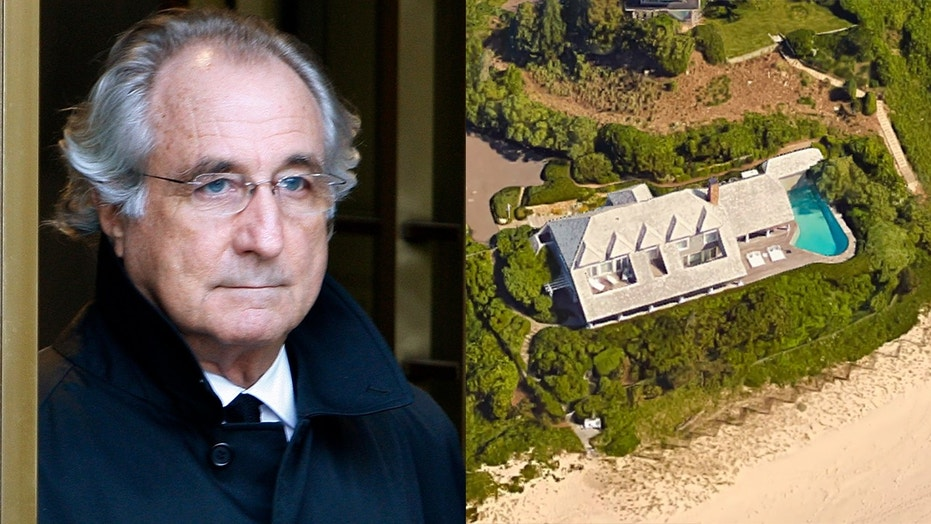 "The current owners of Bernie Madoff's former beach house gave the place a ""gut renovation"" before putting it on the market."