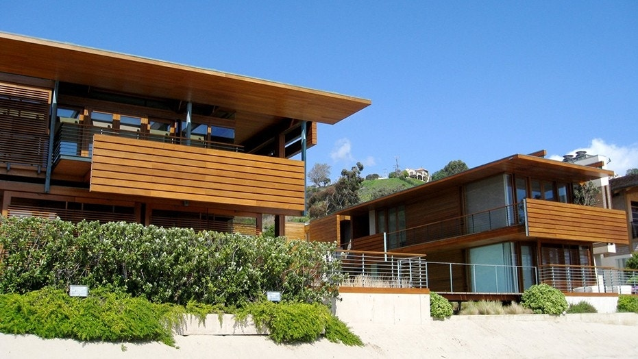 The Malibu home, owned by Hard Rock Cafe co-founder Peter Morton, was slated to sell for $110 million in an off-market deal on Tuesday.