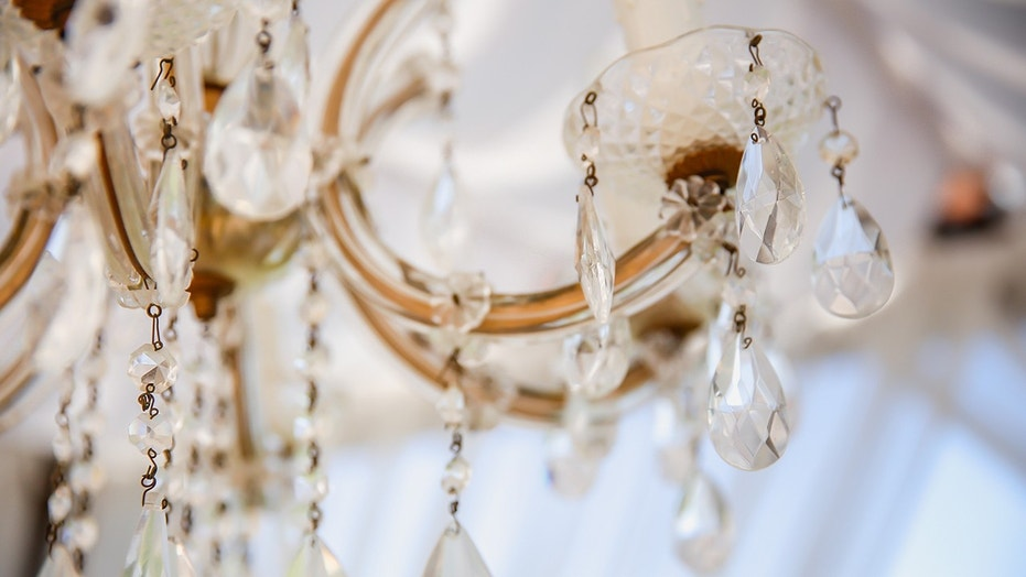 If you didn't specifically tell the buyer you're packing up the chandelier for your new home, they're probably expecting to keep it.