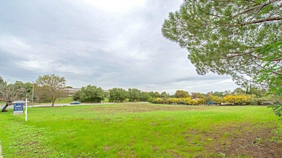 This 1-acre vacant lot is selling for $15 million.
