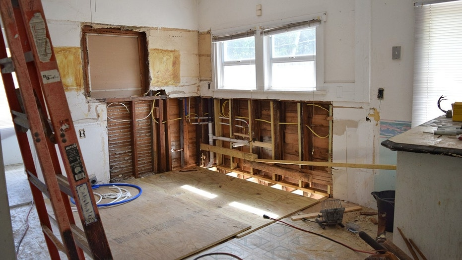 Make sure you can handle whatever renovations the home needs before taking it off the market.