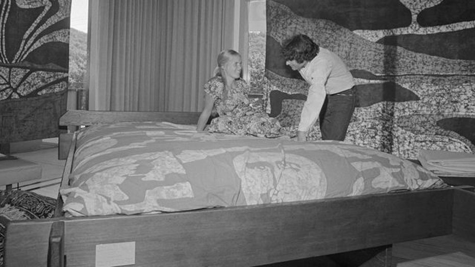 Water beds were popular in the 80s but then disappeared. Now they might be making a comeback.