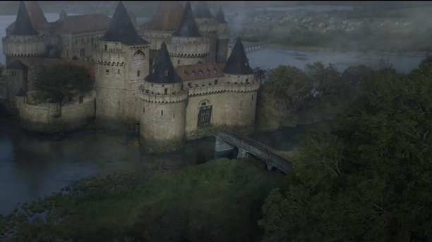Game of Thrones Riverrun castle for sale, if you have royal coin