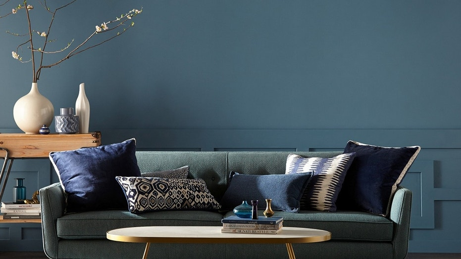 Behr paint unveils 2019 color of the year blueprint fox news much like the sketches builders rely on to bring an architectural design to life malvernweather Choice Image