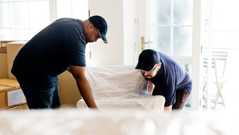 furniture delivery istock