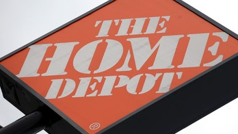 In this Tuesday, Aug. 14, 2012 photo, a Home Depot sign is shown in Nashville, Tenn. The Home Depot Inc. said Thursday, Nov. 6, 2014, that hackers stole 53 million email addresses in addition to the payment card data it previously disclosed. It says the hackers accessed its network from a third-party vendor. (AP Photo/Mark Humphrey)