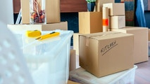 moving boxes istock