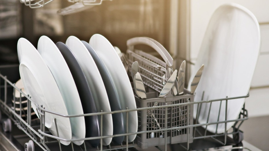 Try this simple trick for getting dishes extra clean.